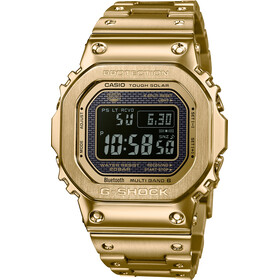 CASIO G-SHOCK GMW-B5000GD-9ER Rannekello Miehet, gold/black